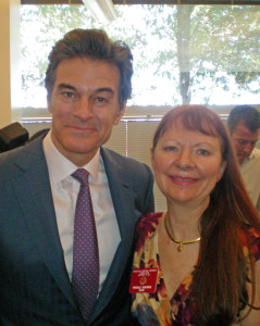 Dr Oz and Dr. Cherok